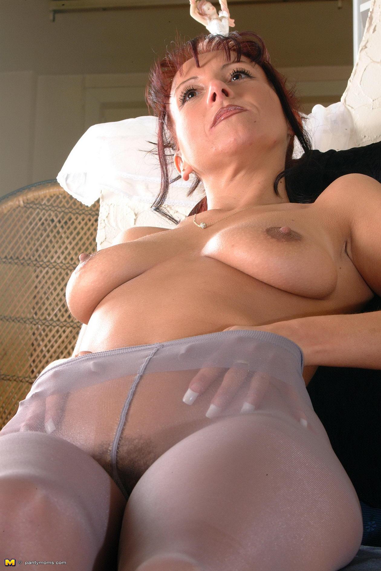 Hose mature pantie video 7271