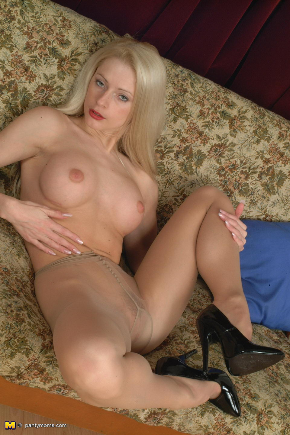 Sexy mature blonde moms agree, remarkable