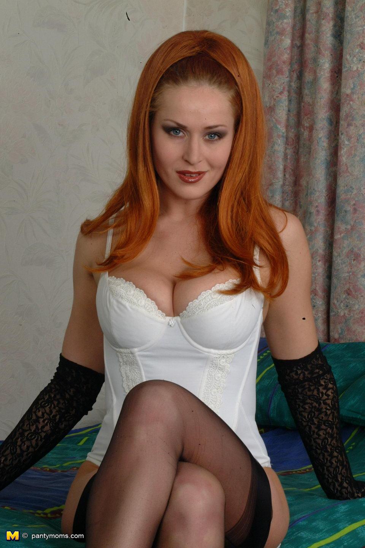 Redhead mature gallery