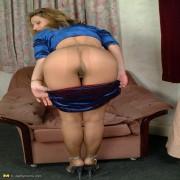 milf kerry in panties